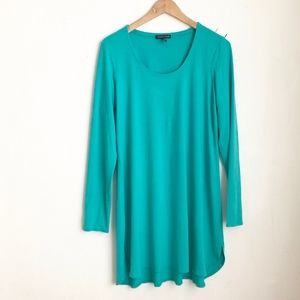Eileen Fisher mint blouse size:M slip on comfy